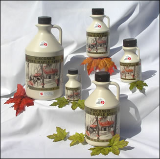 Maple Syrup Plastic Containers